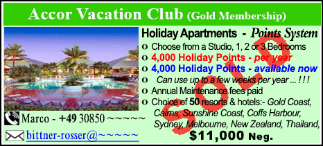 Accor Vacation Club - $11000