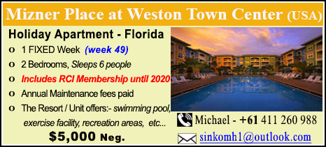 Mizner Place at Weston Town Center - $5000