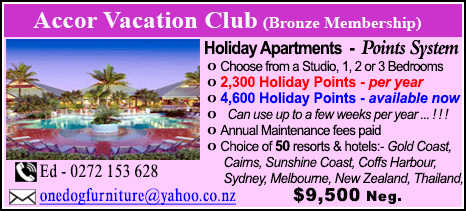 Accor Vacation Club - $9500