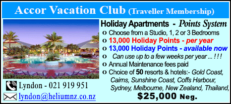 Accor Vacation Club - $25000