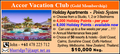 Accor Vacation Club - $10000
