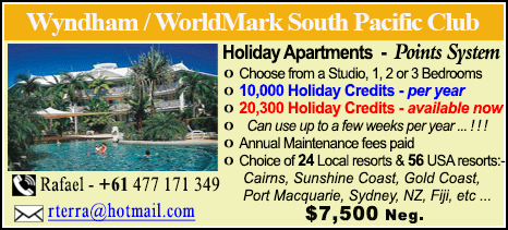 Wyndham Vacation Resorts - $7500