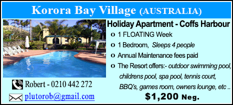 Korora Bay Village - $1200