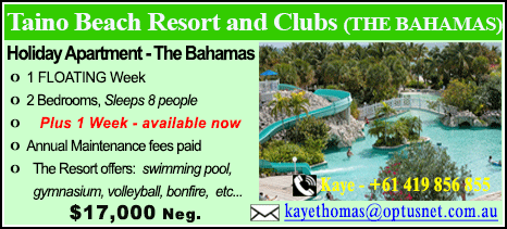 Taino Beach Resort and Clubs - $17000