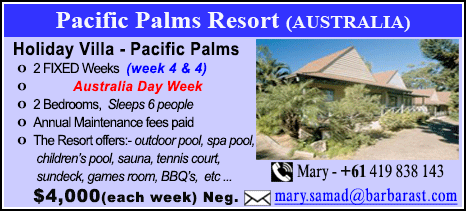 Pacific Palms Resort - $4000