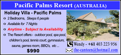 Pacific Palms Resort - $990
